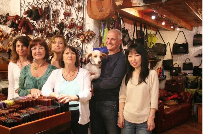 La Sella, a three generation family business