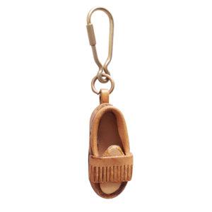 Keychain (Cod. mocassin shoe)