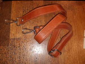 Custom order - shoulder strap (shipping costs included)