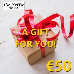 Gift card €50